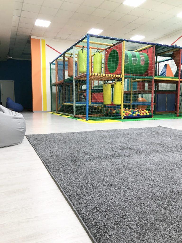 песочница игровая комната